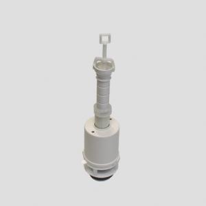 Odtočni ventil SANIT za podometne splakovalnike, aktiviranje od zgoraj