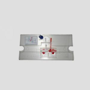 Tečajna plošča SANIT vključno s 2 pritisnima vzvodoma za PO-splakovalnike
