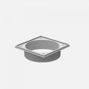 Priključek SANIT za sifon za tuš 823 BW/BS in 821/1L