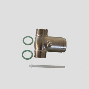 Samostojni zaporni ventil SANIT Ø15 s pritisno palčko