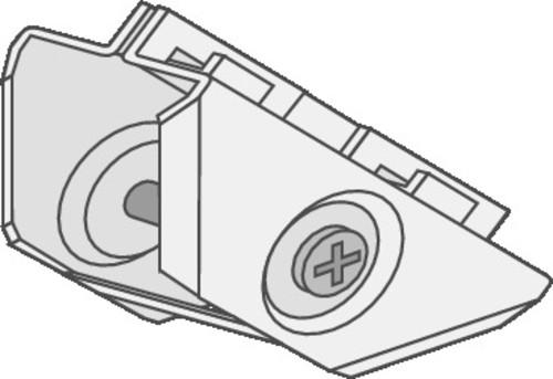 Kotni nosilec SANIT za suho gradnjo (10 kos)