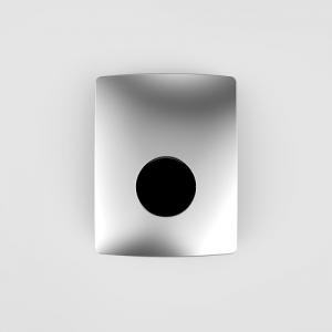 Aktivirna tipka za pisoar SANIT na infrardečo tehnologijo 6V DC, krom