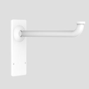 Komplet set SANIT za podometni sifon, beli, G1 1/4 x 32 x 250