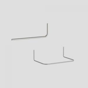 Spojka in ključ SANIT za aktivirno tipko LIS