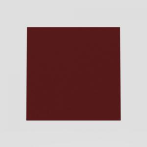 Steklo SANIT za tipko LIS, rdeče