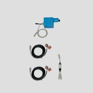 WC - aktiviranje SANIT INEO, 2-kabla