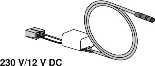 Napajanje SANIT 230V za aktivirno tipko LIS