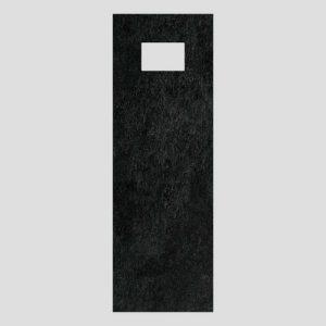 Dekorativna plošča SANIT za INEO UPDATE, črna