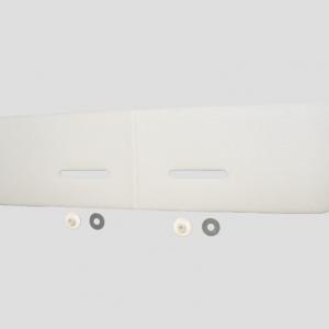 Set zvočne izolacije SANIT za umivalnik do 750 mm