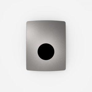 Pisoar - aktivirna tipka SANIT, infrardeča, na baterijo iz nerjavečega jekla