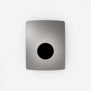 Pisoar - aktivirna tipka SANIT, infrardeča, napajanje 220,V AC iz nerjavečega jekla