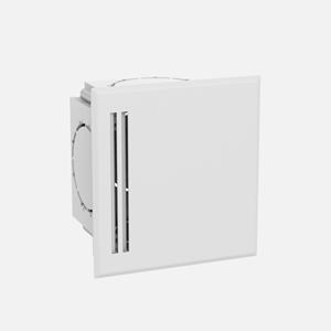 Vzidna škatla SANIT iz plastike Š:200 x V:210 x D:133, bela