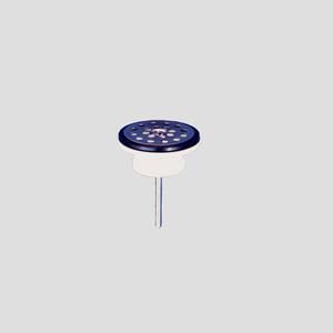 Univerzalni zgornji del sifona SANIT G1 1/4 fi:55 D:24, sejalna plošča