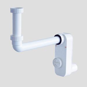 Podometni sifon za umivalnik SANIT