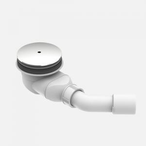 Sifon za tuš kad SANIT 823/90W Ø50 horizontalni odtok, višina 80mm