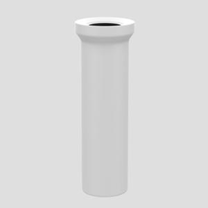 WC-Priključni del SANIT D:400 fi 110, manhattan
