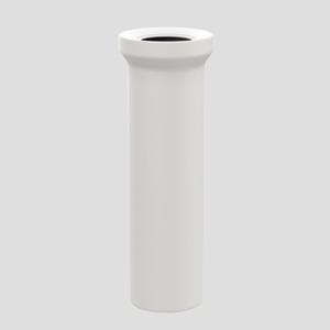 WC-Priključni del SANIT D:400 fi 110, pergamon