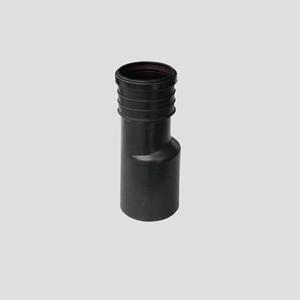 WC-priključna cev SANIT fi 90/fi 110 z 3-nastavki za objemko