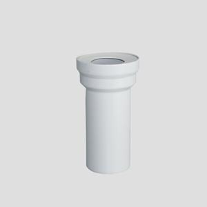 WC-priključni del SANIT, D:250 fi90, alpsko beli
