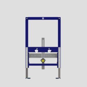 Samostoječi element SANIT 995 za bide višine 820 mm