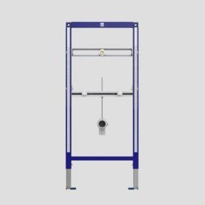 Element za pisoar SANIT INEO za zunanje aktiviranje gradbene višine 1120