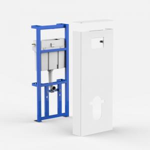 Sanitarni modul SANIT INEO SOLO Viseči-WC, beli