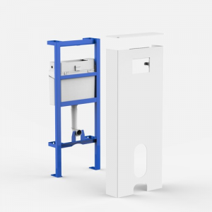 Sanitrani modul SANIT INEO SOLO Talna WC-školjka, beli