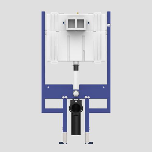 WC-Element SANIT INEO 80 PLUS 1120/635