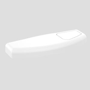 Pokrov s tipko SANIT za splakovalnik Bonito, beli