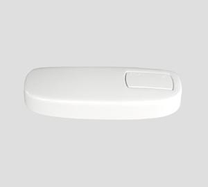 Pokrov s tipko SANIT za WC splakovalnik 936 beli