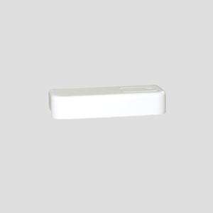 Pokrov s tipko SANIT za WC splakovalnik 937, beli