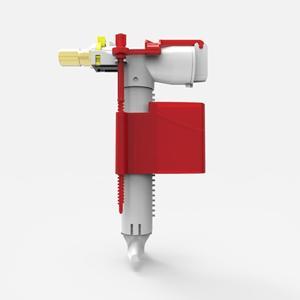 Polnilni ventil SANIT 3/8 s plastičnim priključkom