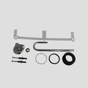 Pritrdilni-paket SANIT za montažo splakovalnika Bonito duo