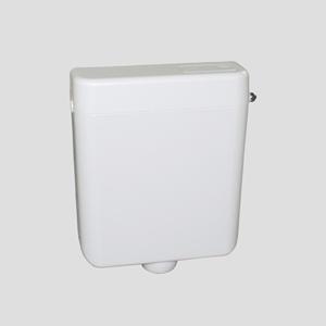 WC kotliček SANIT 937 (6L) nizka montaža brez kotnega ventila, beli