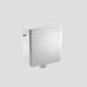 Splakovalnik SANIT Junior (6L) nizka montaža s kotnim ventilom, alpsko beli