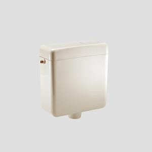 Splakovalnik SANIT Junior (6L) nizka montaža s kotnim ventilom, pergamon