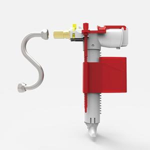 Univerzalni-polnilni ventil SANIT 510 G3/8 s Z-cevko