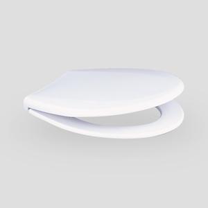 WC–Deska SANIT 7000 Termoplast kovinski tečaji alpsko bela