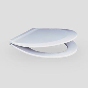 WC-Deska SANIT 6000 Termoplast kovinski tečaji manhattan
