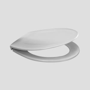 WC-Deska SANIT maxime Termoplast kovinski tečaji alpsko bela