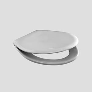 WC-Deska SANIT perfect termoplast kovinski tečaji alpsko bela