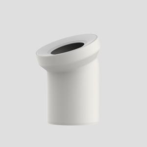 WC-Priključno koleno SANIT 22° fi 110, pergamon