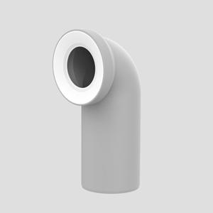 WC-Priključno koleno SANIT 90° fi 110, manhattan