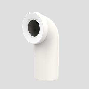 WC-Priključno koleno SANIT 90° fi 110, pergamon