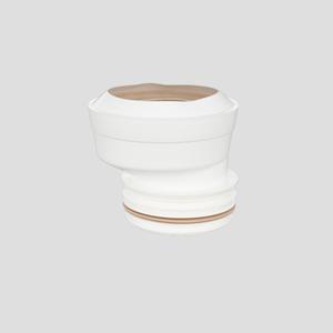 WC-manšetno tesnilo SANIT fi 110, ekscentrično