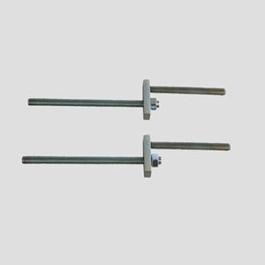 WC-navojne palice M12 SANIT za premostiteveno priključitev