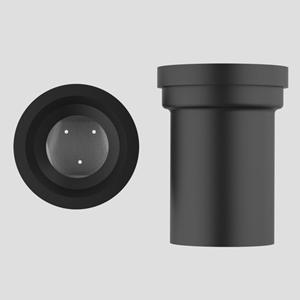 WC-priključek SANIT, fi,110 z zaporo