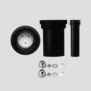 WC-priključni komplet SANIT fi 110 z zaporo
